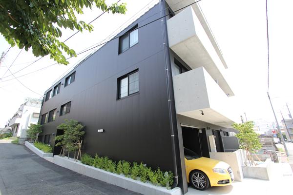 住宅外装施工例